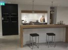 Bar in bestaande keuken